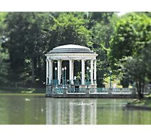 Gazebo Photographic Print
