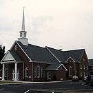 Rocky Hock Baptist Church by WeeZie