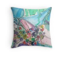 Dreaming of You Throw Pillow