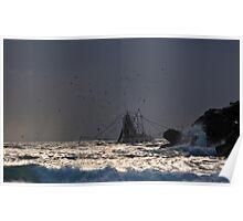 Tweed Trawlers #3 Poster
