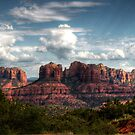 The Grandeur of Sedona  by Saija  Lehtonen