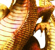 Dragon t Sticker