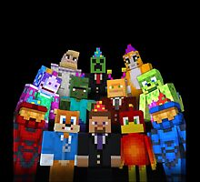 Play minegame by Bomboorst