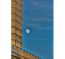 Urban Moonscape Photographic Print