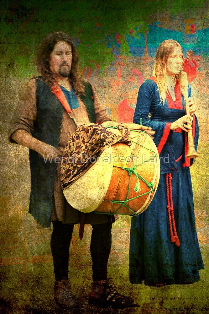 Medieval Melody by Wendi Donaldson Laird