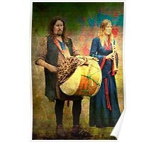 Medieval Melody Poster