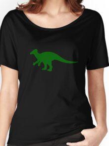 Iguanadon Dinosaur Women's Relaxed Fit T-Shirt
