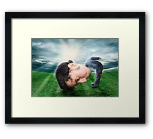 All These Things In My Head Framed Print