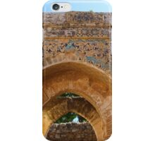 Chellah mosaics, Morocco iPhone Case/Skin
