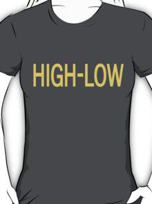 Kaiji; High-Low T-Shirt