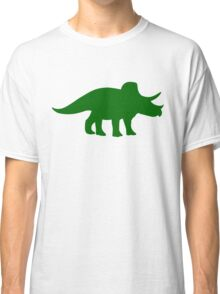 Triceratops Dinosaur Classic T-Shirt