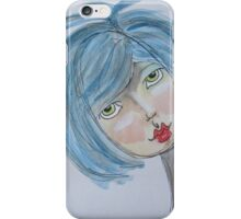 Her Name Is Roberta iPhone Case/Skin