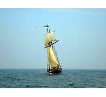 Sapphire Sea Photographic Print