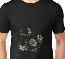 shirt: FADED FLOWERS Unisex T-Shirt