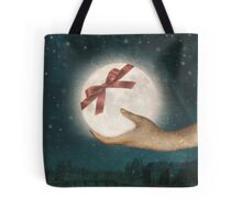 For You, The Moon Tote Bag