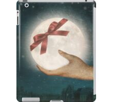 For You, The Moon iPad Case/Skin