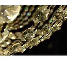 Old sparkles Photographic Print