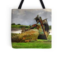 Fleetwood Wrecks Tote Bag