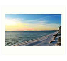 Panama City Beach, Florida Art Print
