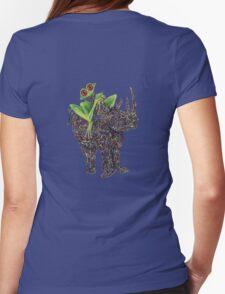 Rhino Womens Fitted T-Shirt