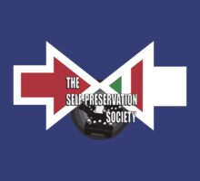 Self-preservation Society by Matt Simner