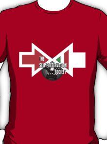 Self-preservation Society T-Shirt