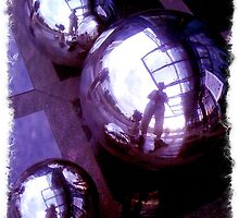 Spherical Illusions .  by iphone 3G . Brown Sugar. Thanks ! Muchas gracias ! Большое спасибо ! Dziękuję ! Views (47)  favorited by (2) Muchas gracias ! Thank you ! Dziękuję bardzo !!! by © Andrzej Goszcz,M.D. Ph.D