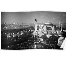 Mosque - Hagia Sophia Poster