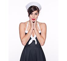Hello there sailor Photographic Print