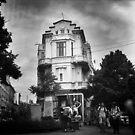 Old Building by Stefan Kutsarov