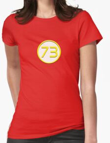 Flash 73 Womens Fitted T-Shirt