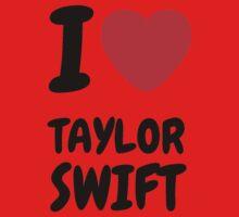 i love taylor swift by kembangkenanga