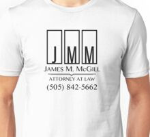 James M. McGill Unisex T-Shirt
