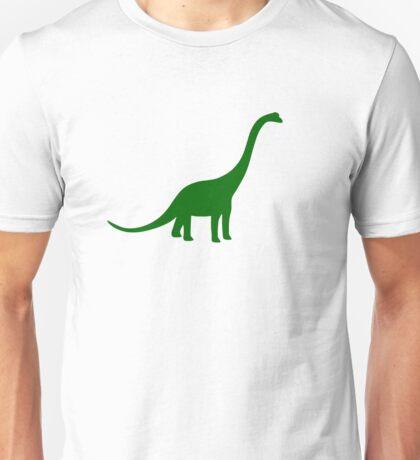 Brachiosaurus Dinosaur Unisex T-Shirt