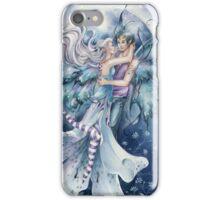 Fairy Fay Faery Mermaid Fantasy Art by Janna Prosvirina iPhone Case/Skin