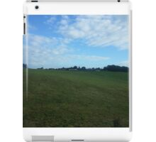 Irish Countryside Photo ex4 iPad Case/Skin