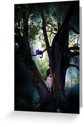 Alice in Wonderland - Series - One by Rookwood Studio ©