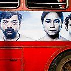 Bus, Mumbai by galraz