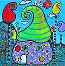 Creating My World IV by Juli Cady Ryan