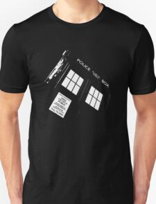 Doctor Who – The TARDIS T-Shirt