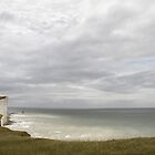 Beachy Head by Kelly-Ann Gordon