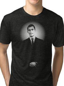 Rod Serling Tri-blend T-Shirt