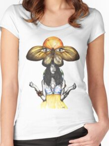 Mother Nature IX Women's Fitted Scoop T-Shirt