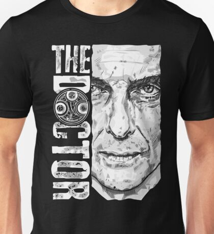 New Beginnings Number 12 - Doctor Who - Peter Capaldi Unisex T-Shirt