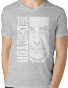 New Beginnings Number 12 - Doctor Who - Peter Capaldi Mens V-Neck T-Shirt