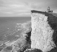 Belle Tout Lighthouse - Beachy Head by Graeme Smith