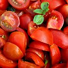 Tomatoes  by Kelly-Ann Gordon