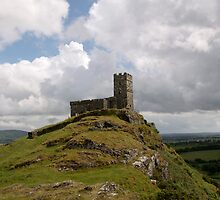 St. Michael du Rupe Church - Brentor by Graeme Smith