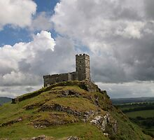 St. Michael de Rupe Church - Brentor by Graeme Smith