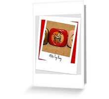 Vintage Collectibles Greeting Card